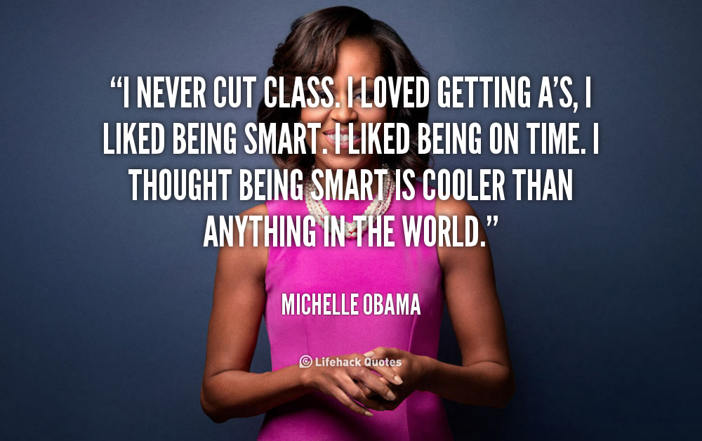 Quotes From Michelle Obama Quotesgram