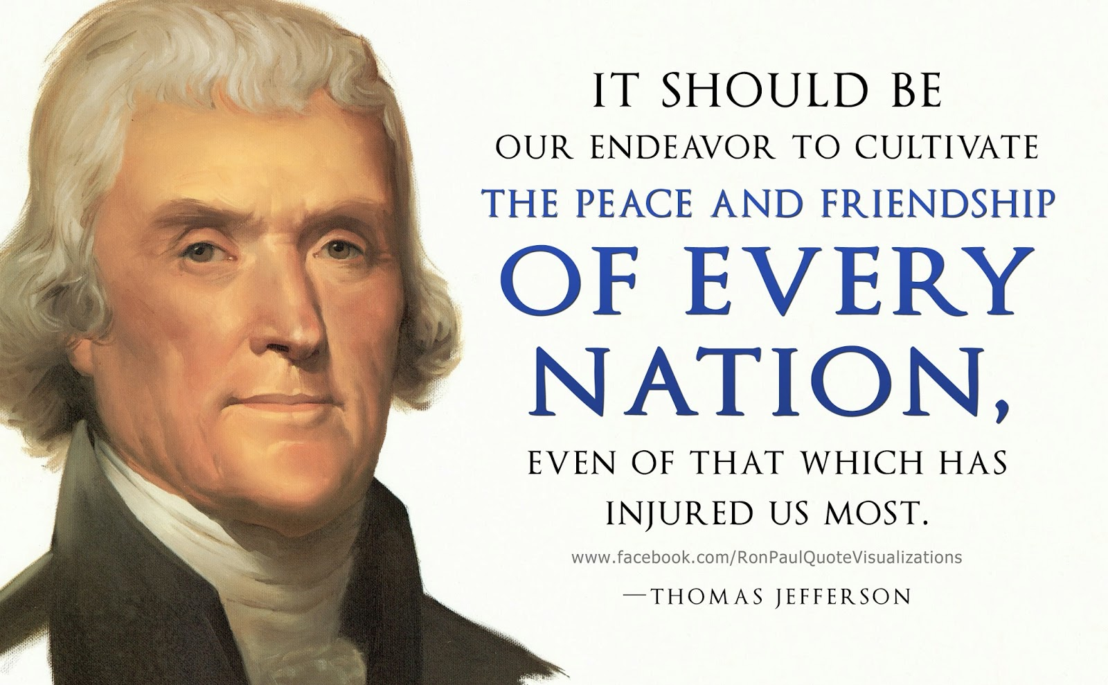 Jefferson foreign policy quotes quotesgram - Thomas jefferson term of office ...