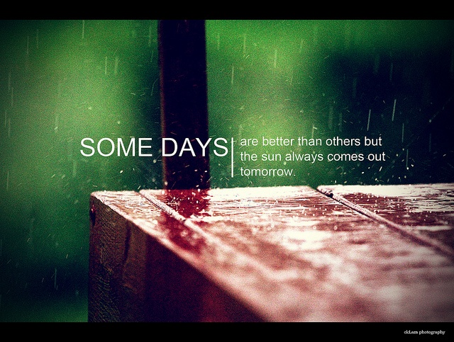 Quotes About Better Days Quotesgram: Some Days Are Better Than Others Quotes. QuotesGram