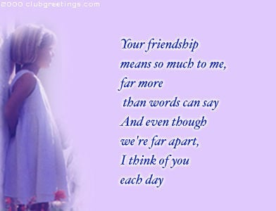 inspirational friendship poems and quotes quotesgram