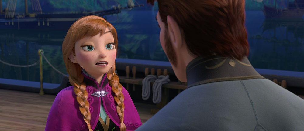 Frozen Quotes Anna And Hans QuotesGram