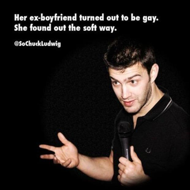quotes comedian funny gay boyfriend comedy famous fuck quotesgram week