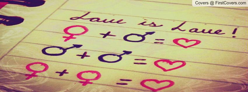 Love Knows No Color Quotes: Love Has No Gender Quotes. QuotesGram