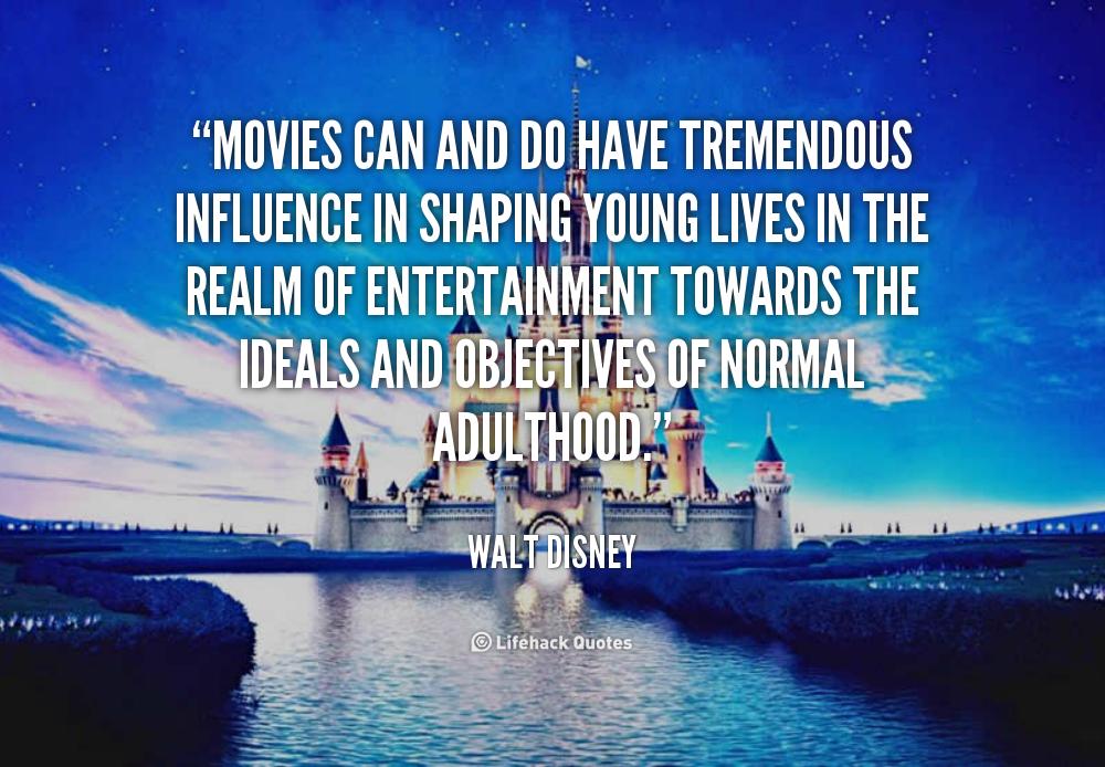 How do movies influence