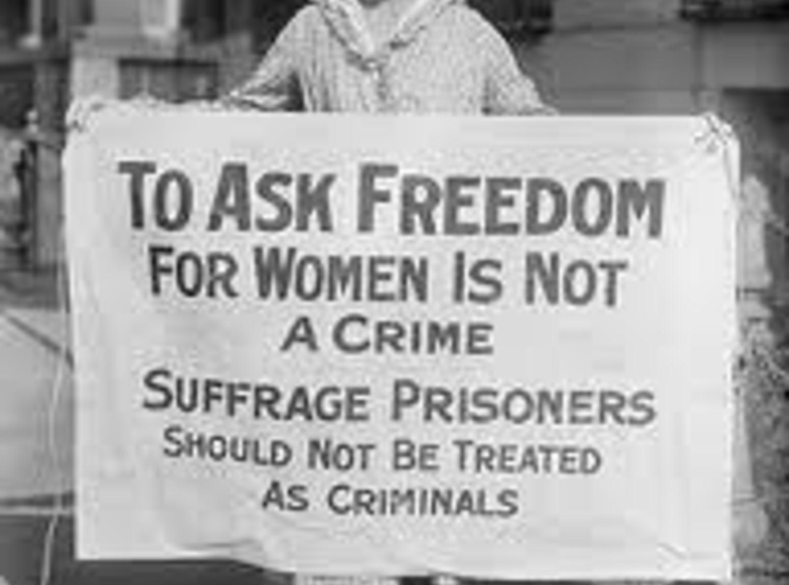 Suffrage Quotes: Famous Suffrage Quotes. QuotesGram