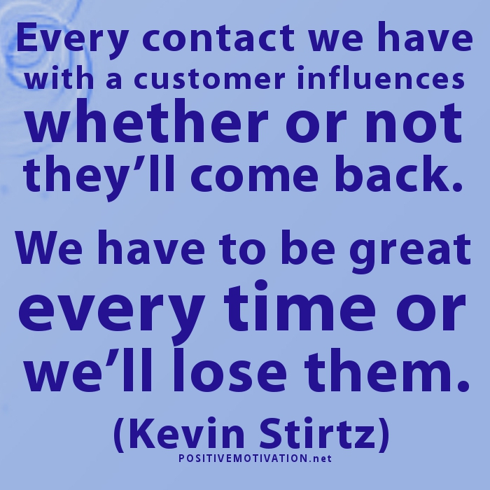 Inspirational Customer Service Quote Humor: Customer Service Motivational Quotes. QuotesGram