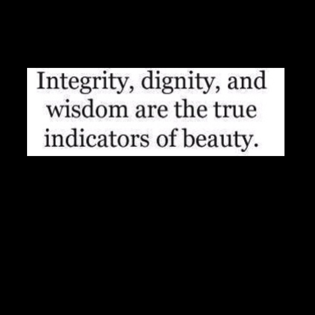 Dignity Quotes And Sayings: Dignity And Integrity Quotes. QuotesGram