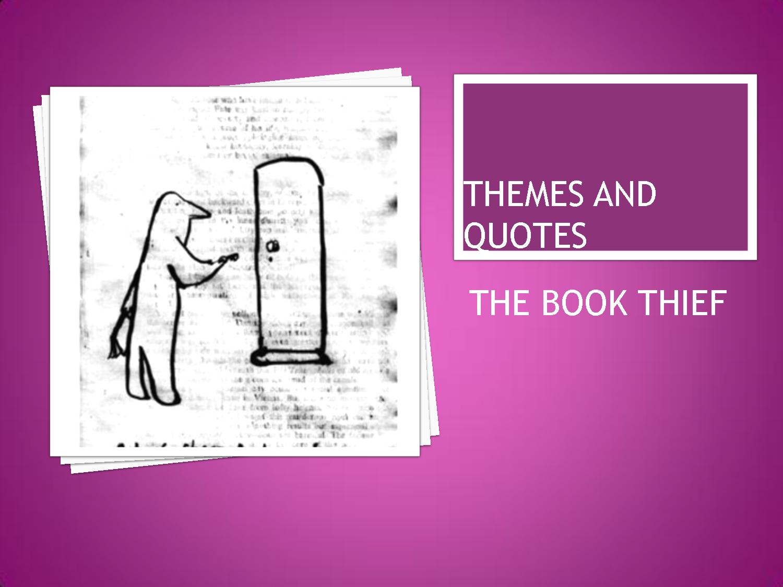 The Book Thief Significant Quotes. QuotesGram