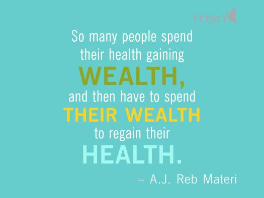 10 Inspirational Quotes for Health, Wellness, and Life In ...  Holistic Wellness Quotes