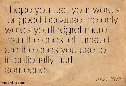 quotes about hurting someone intentionally quotesgram