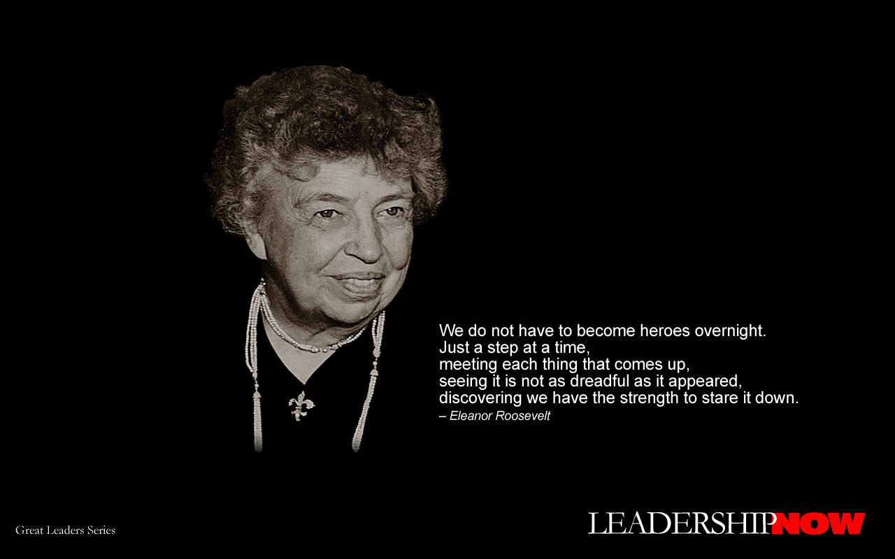 Inspirational Quotes From Female Leaders. QuotesGram