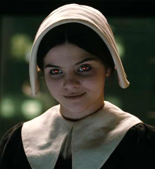 abigail williams in the crucible The crucible quotes from litcharts | the creators of sparknotes sign in sign up lit guides lit related characters: abigail williams (speaker), mrs osburn.