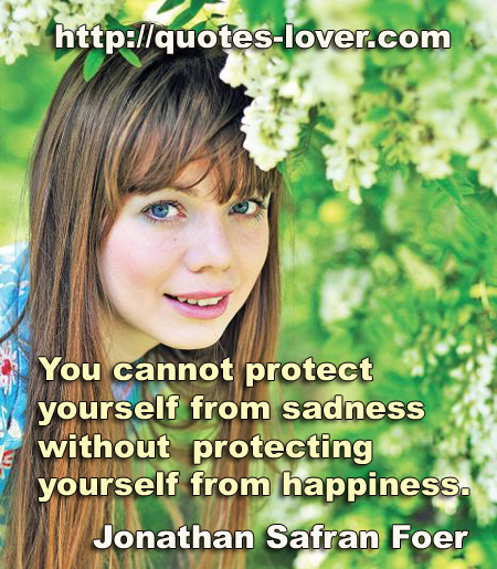 Quotes About Sadness And Happiness: Protecting Others Quotes. QuotesGram