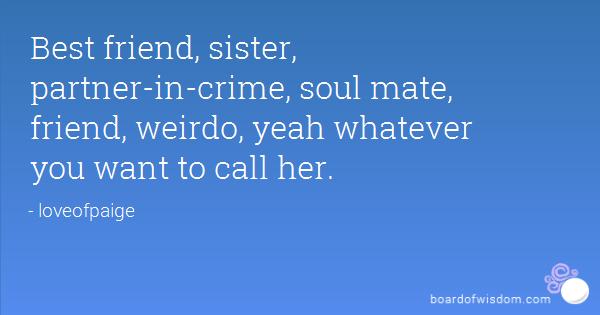 Soul Mate Best Friend Quotes. QuotesGram