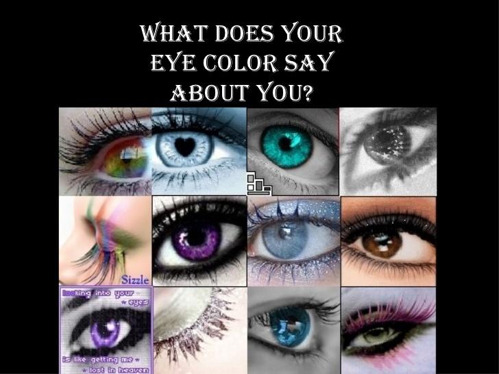 Как сделать цвет глаз зелеными
