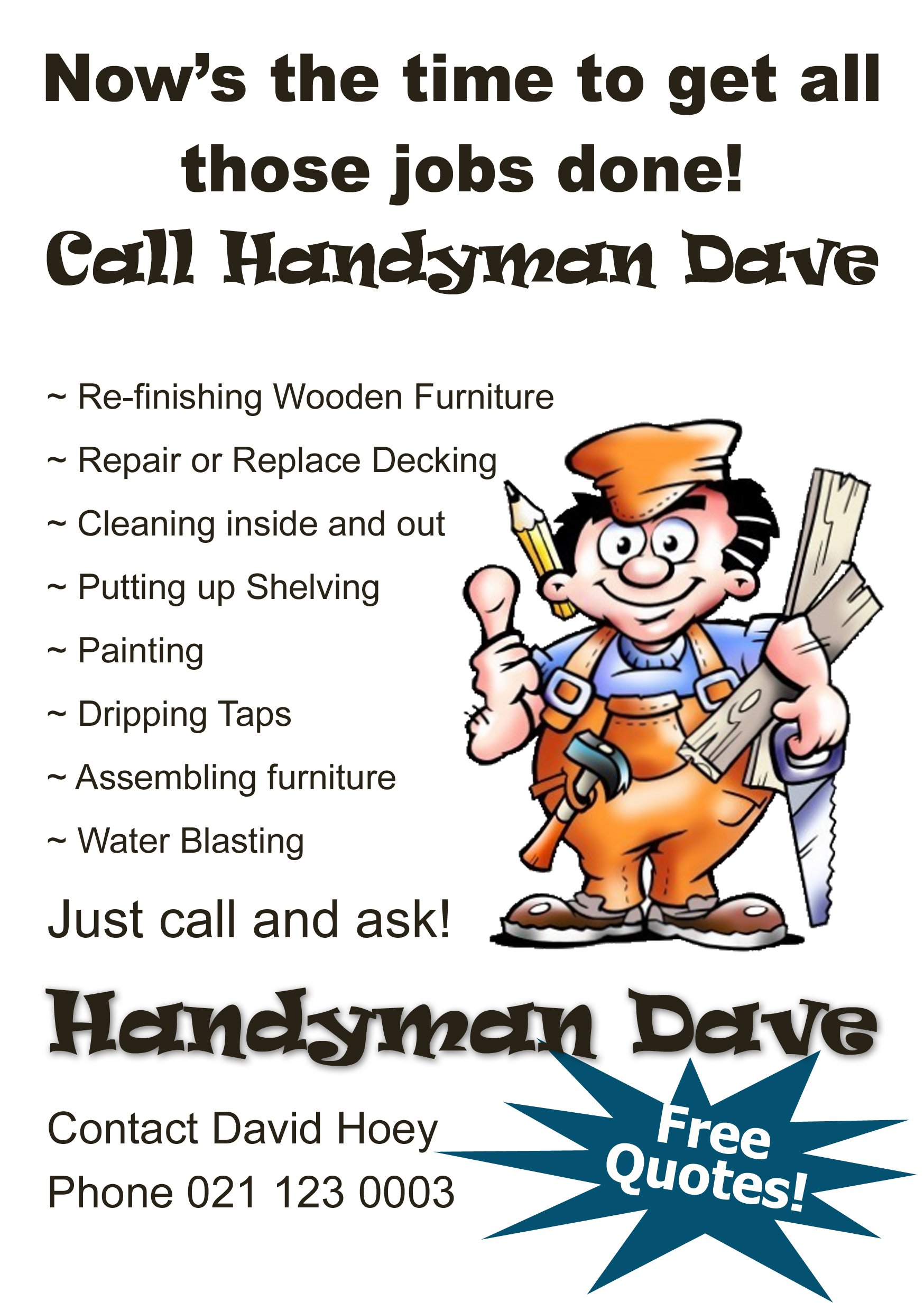 handyman quotes and sayings  quotesgram