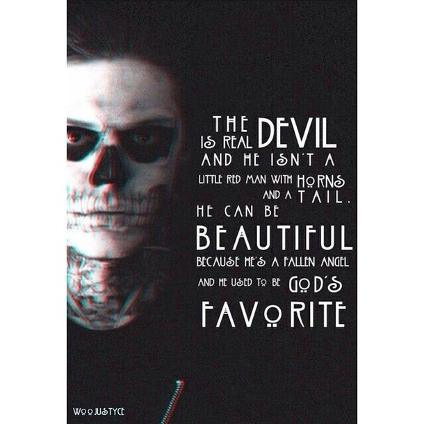 Ahs Quotes: Evan Peters From American Horror Story Quotes. QuotesGram