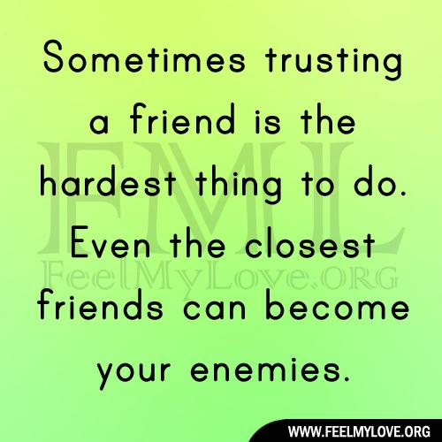 Trust And Suspicion Quotes. QuotesGram