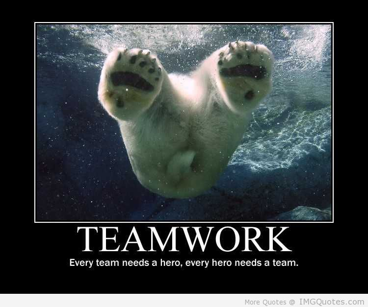 Cheesy Team Building Quotes