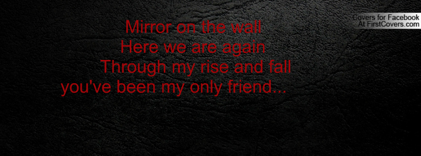 Mirror Mirror On The Wall Funny Quotes. QuotesGram
