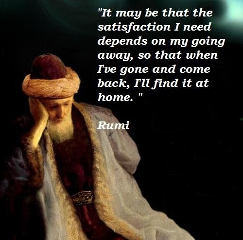 Quotes About Love: Rumi Quotes About Friendship. QuotesGram