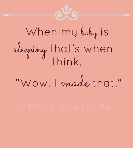 Cute Baby Sleeping Quotes: Baby Hand Quotes. QuotesGram
