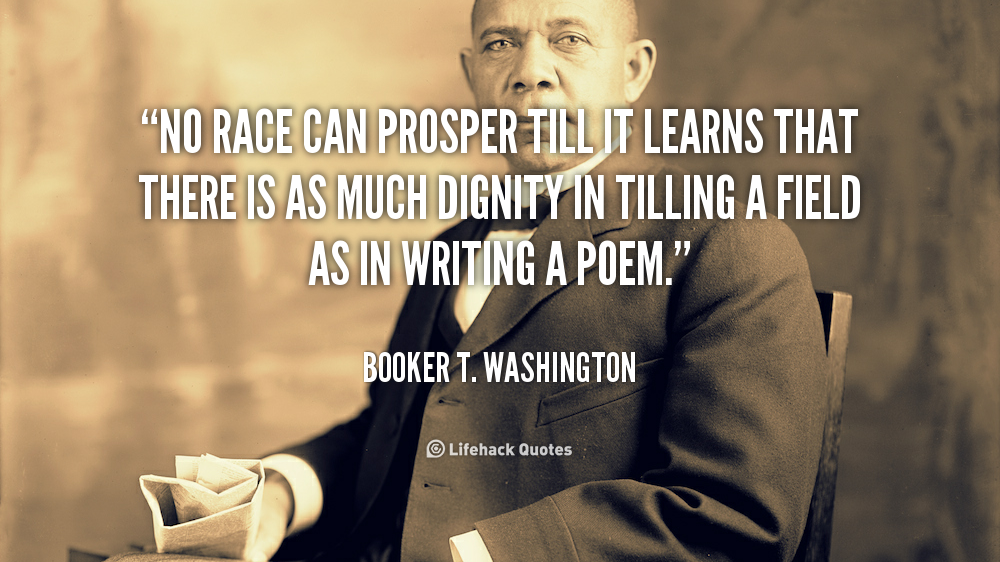 Wwe Booker T Quotes: Booker T. Washington Quotes. QuotesGram