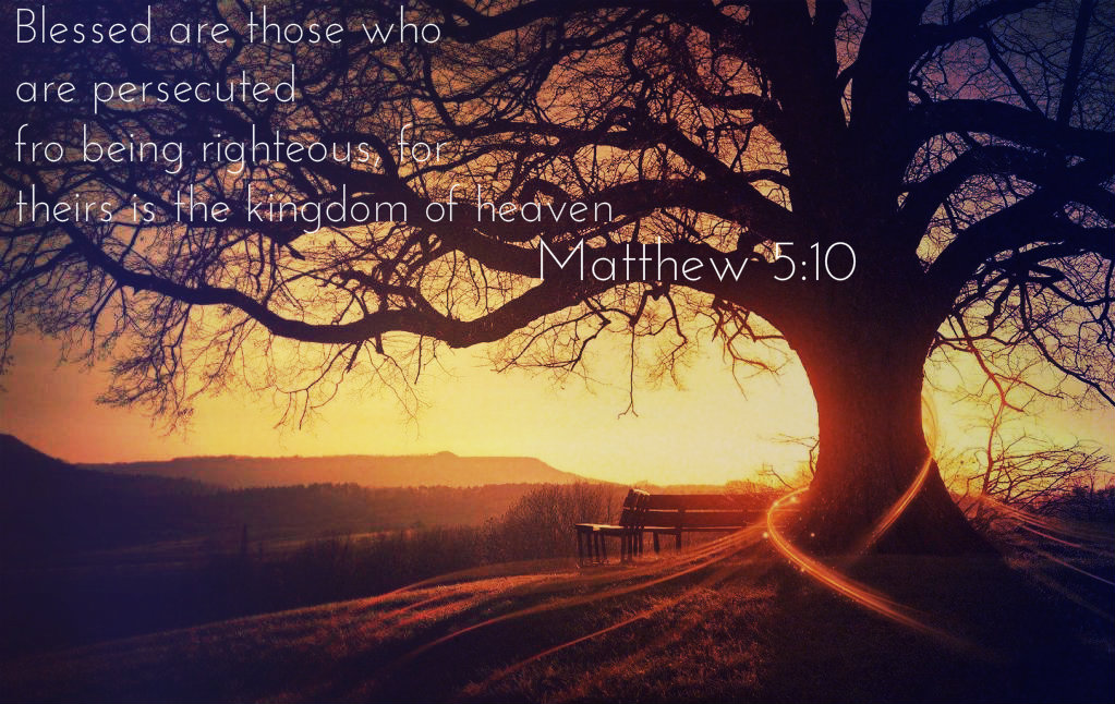 Beautiful Scenery With Bible Verse Quotes. QuotesGram