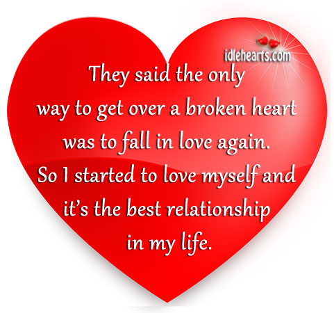 how to get over a broken heart If you're trying to get over a break-up, you're not alone just about  sometimes  people with broken hearts blame themselves for what's happened they may get .