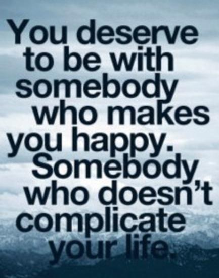 Better than me deserve much u You Deserve
