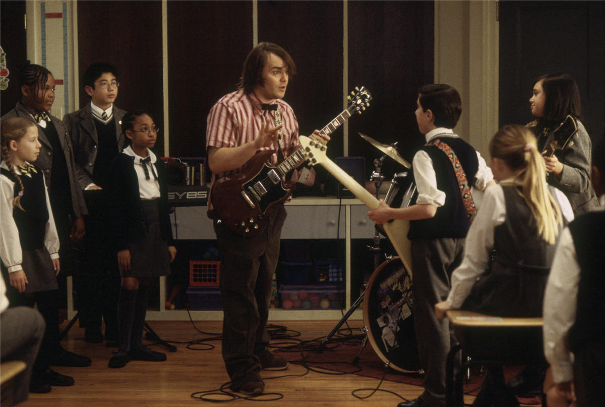 School of rock jack black quotes quotesgram - School Of Rock Jack Black Quotes Quotesgram 49