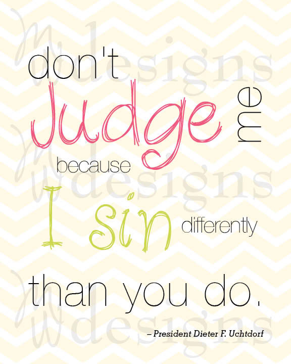 Do Judge Me Quotes. QuotesGram