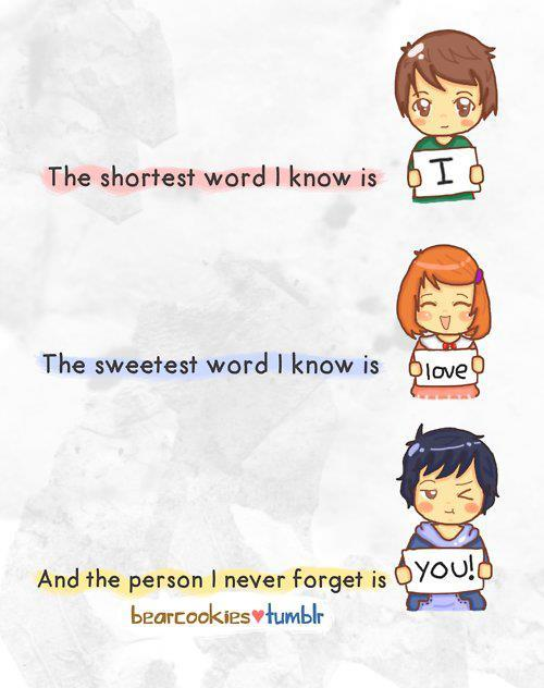 Really Cute Love Quotes For Your Girlfriend. QuotesGram
