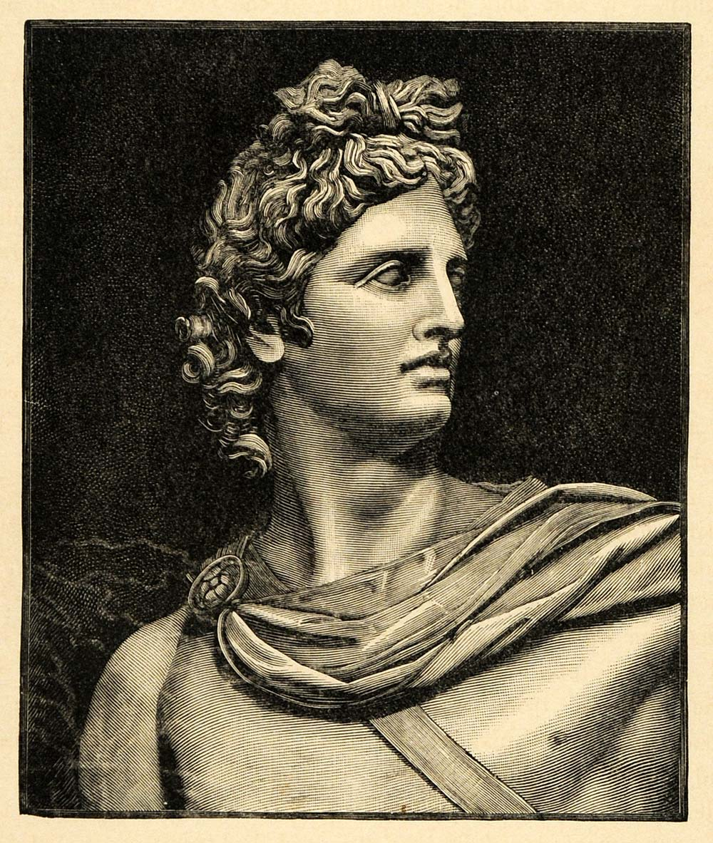 The Sacred Laurel One of Apollos tragic loves was Daphne daughter of the river god Peneus Apollo fell in love with Daphne but she did not return his