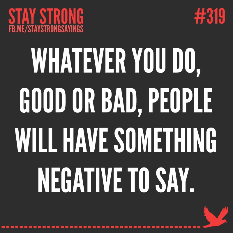 Stay Strong Quotes: 87 Best Quotes about Being Strong in ...