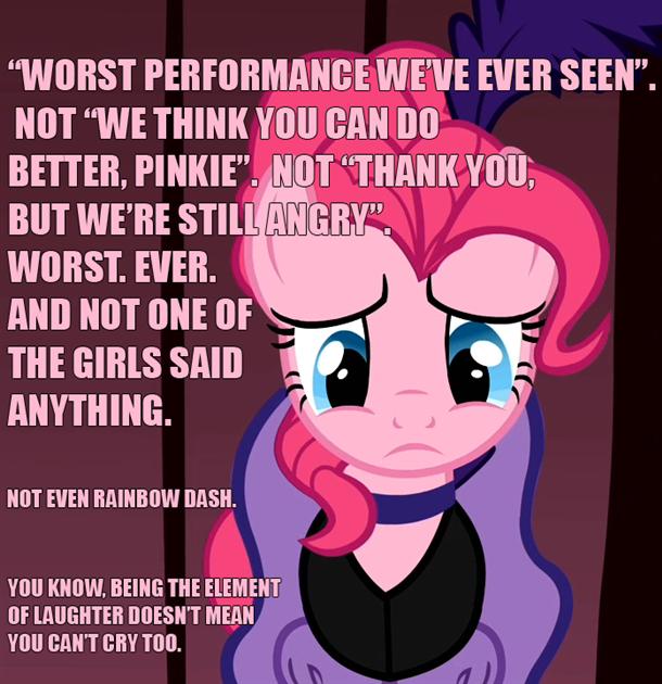 My Little Pony Birthday Quotes: Mlp Sad Quotes. QuotesGram