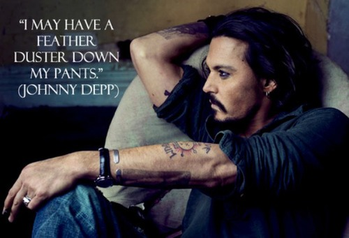 Johnny Depp Movie Quotes Funny. QuotesGram
