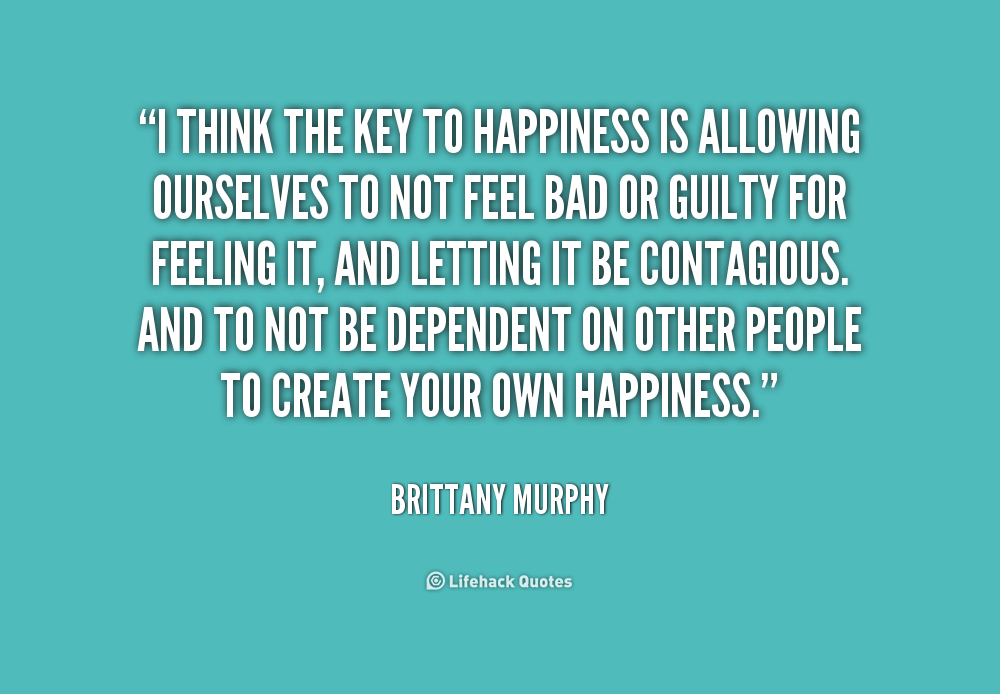 love is the key to finding happiness Self-love: the key to happiness is a carefully constructed course that will teach   i love finding people who have endeavored to make self-love and positivity a.