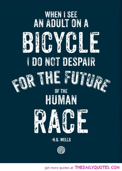 Famous Cycling Quotes. QuotesGram