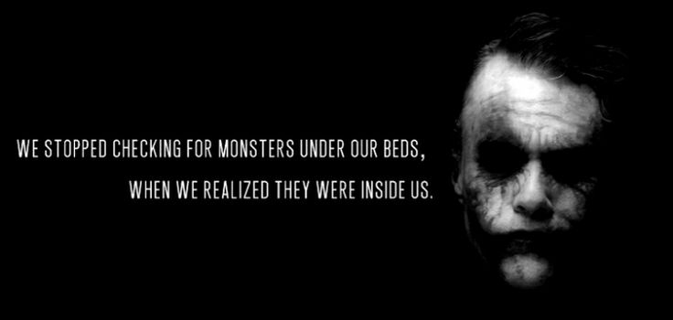 Joker Quotes: Joker Quotes On Insanity. QuotesGram