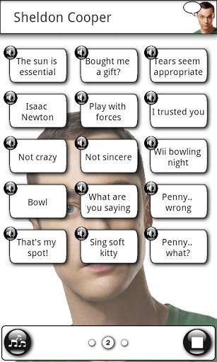 Sheldon Cooper Quotes ...