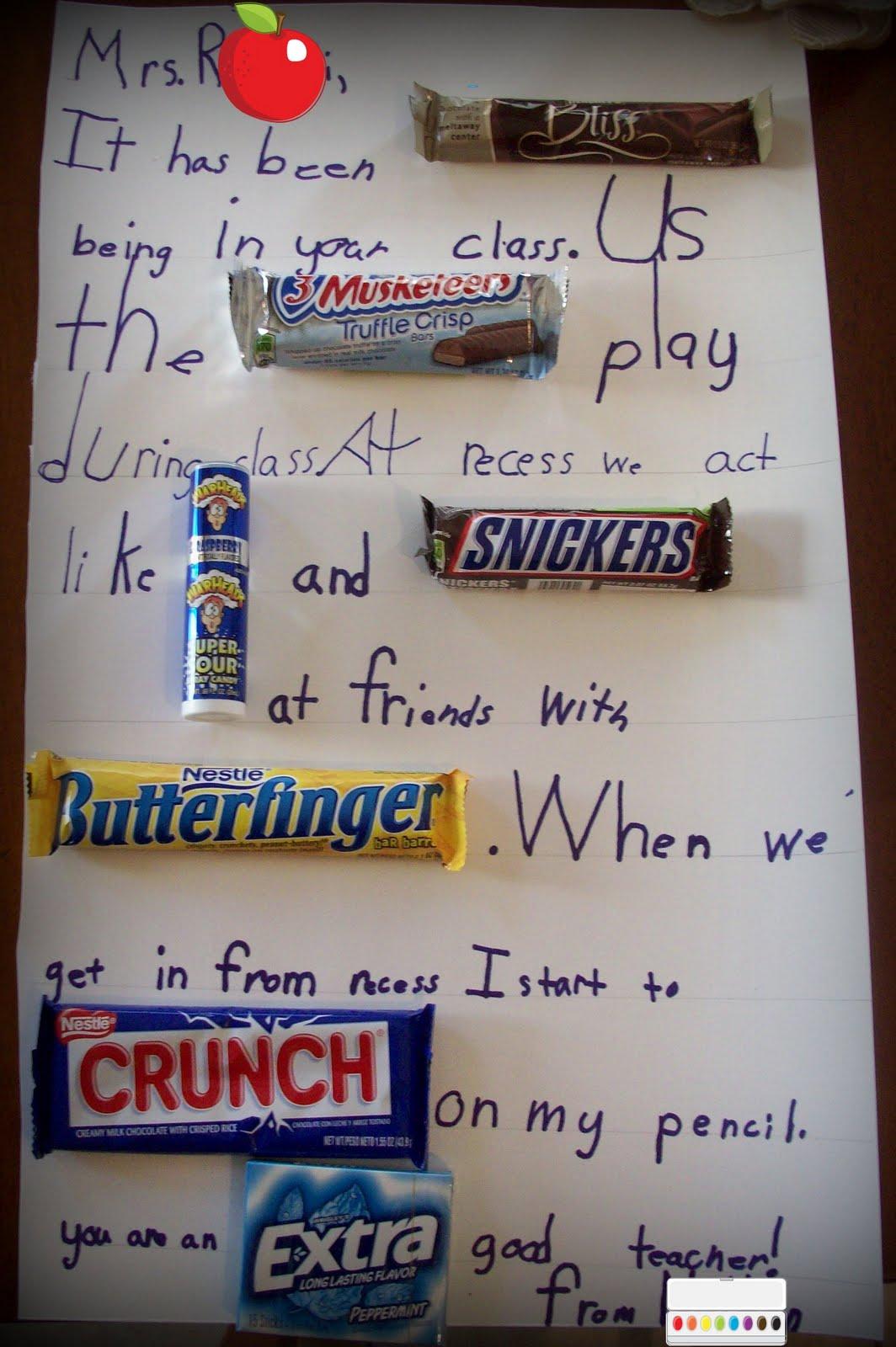 Good Luck Letter To Teacher