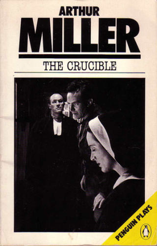the salem witch trials in arthur millers the crucible Uncanniness is everywhere in ivo van hove's probing yet flawed revival of arthur miller's the crucible, the 1953 historical drama that both investigated the salem witch trials of centuries.