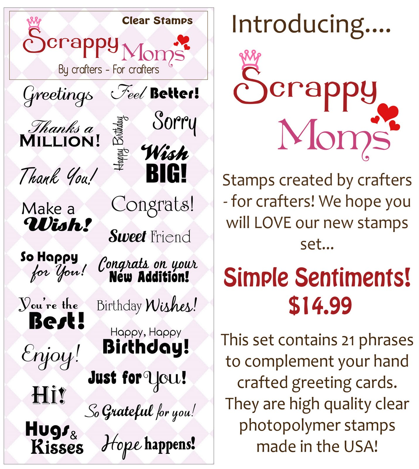 It is a photo of Resource Free Sayings for Greeting Cards