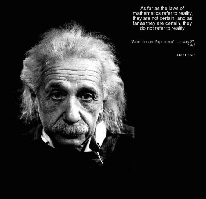 Funny Quotes Einstein: Albert Einstein Math Quotes. QuotesGram