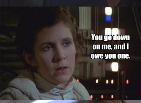 Han solo princess leia quotes