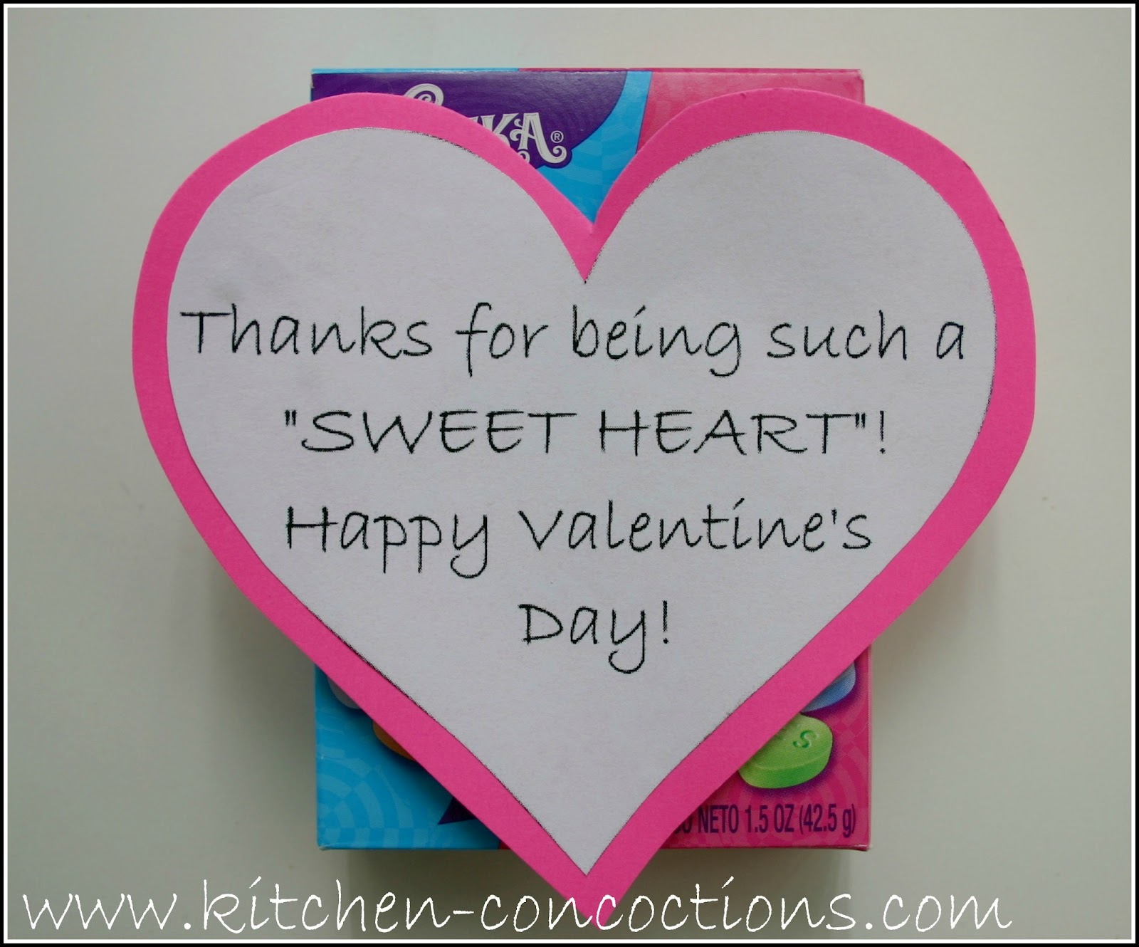 Valentine Candy Sayings Quotes. QuotesGram