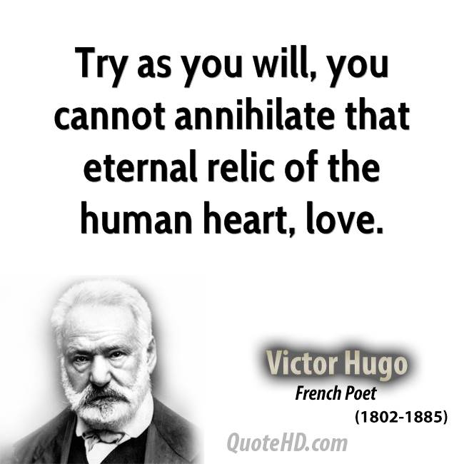 Love Quotes Victor Hugo: Victor Hugo Mothers Arms Quotes. QuotesGram