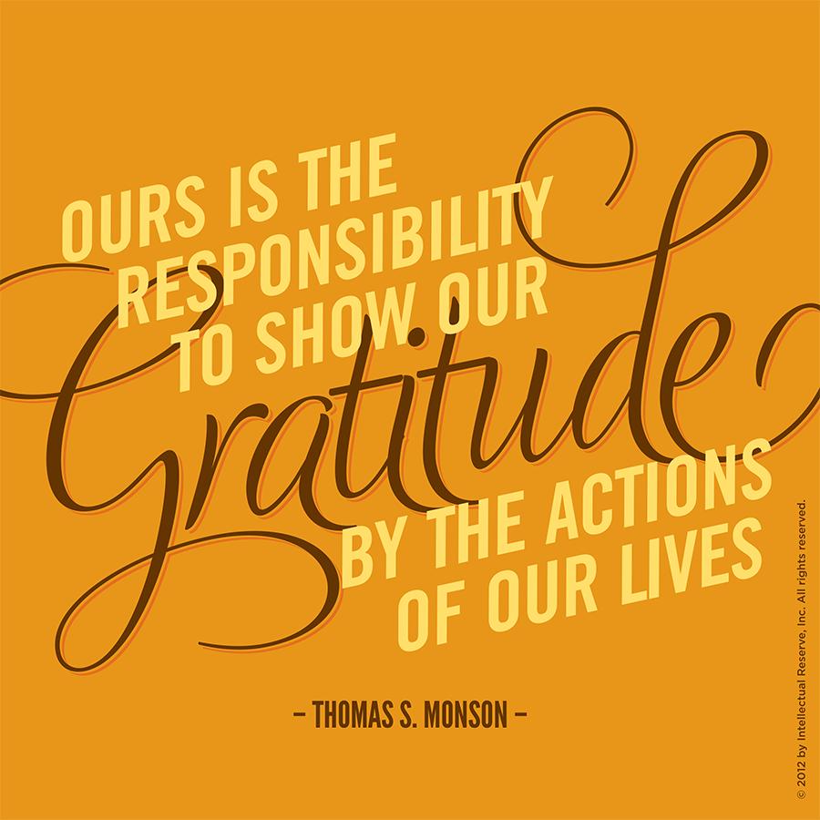 Showing Gratitude Quotes. QuotesGram