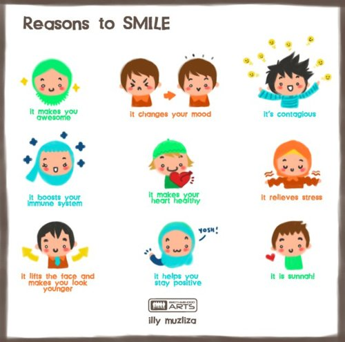 Reasons To Smile Quotes. QuotesGram